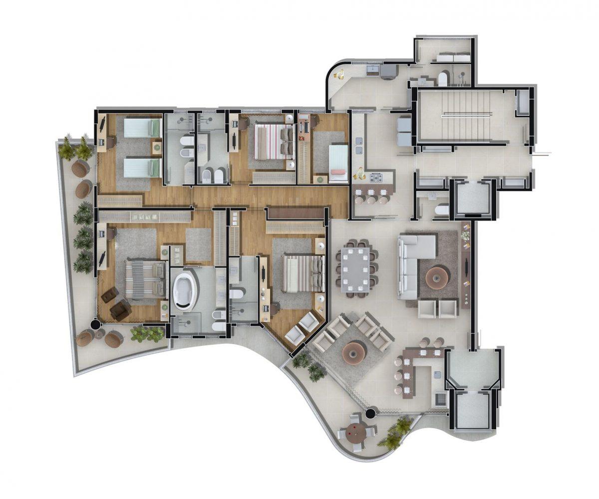 Planta Brava Home Resort - Rodacki Imóveis