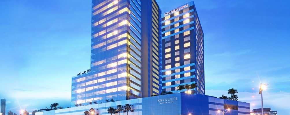 Foto Absolute Business & Hotel - Rodacki Imóveis